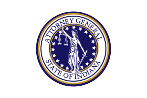 Attorney General IN logo