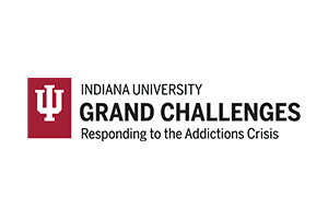 Indiana University Grand Challenges logo