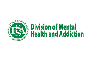 FSSA Division of Mental Health and Addiction logo