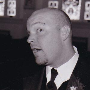 photograph of Tony Deezelan