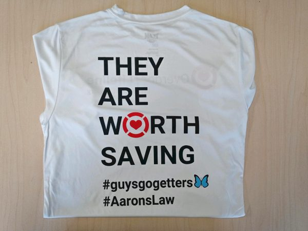 They are Worth Saving Back of Shirt